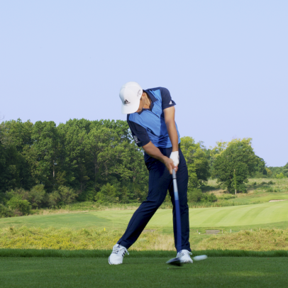 Swing Sequence: Xander Schauffele