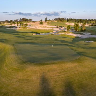 What do golf-course architects do when they can't travel? We catch up with Bill Coore