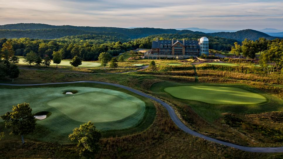 The No.18 at Primland