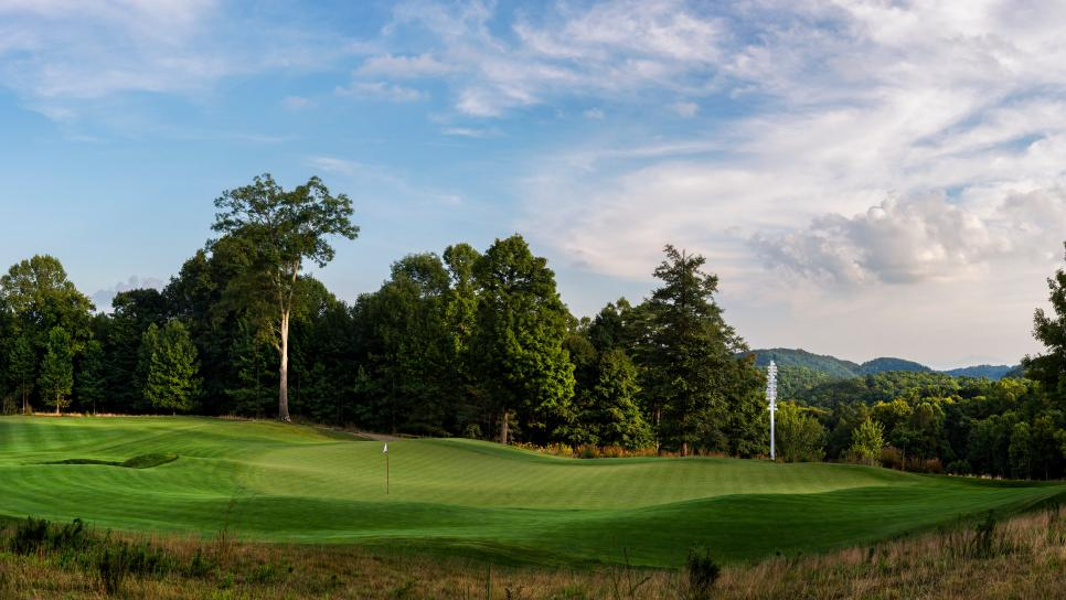 The No.17 at Primland