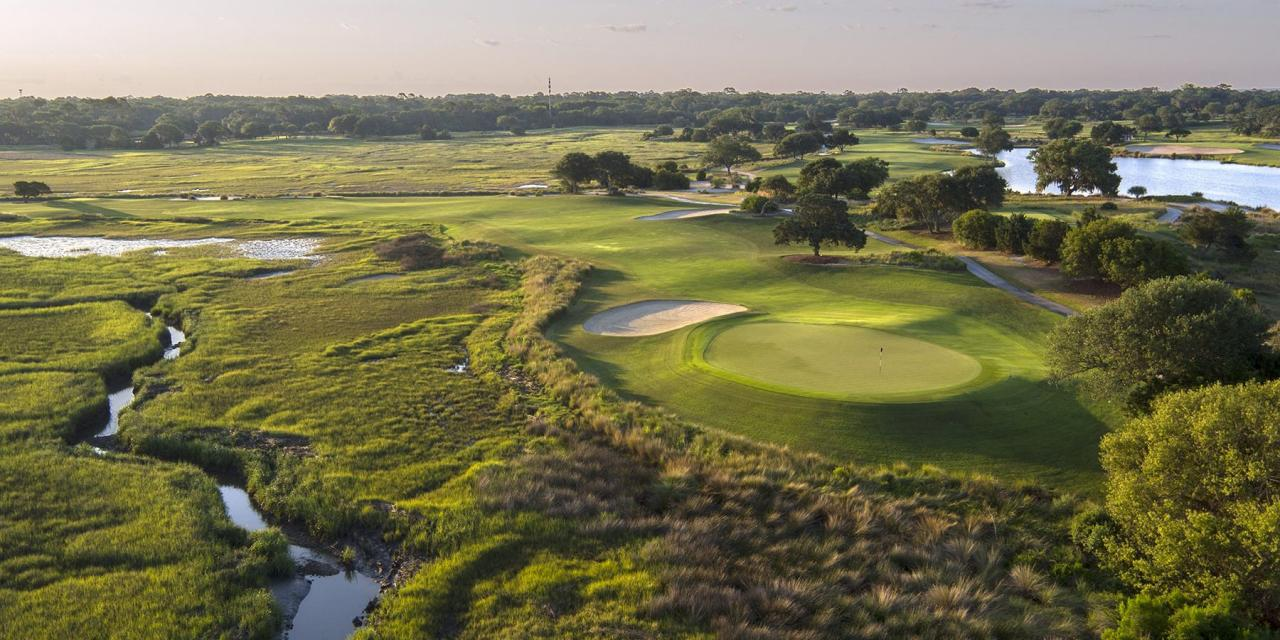 Sea Island Golf Club (Seaside) | Courses | Golf Digest