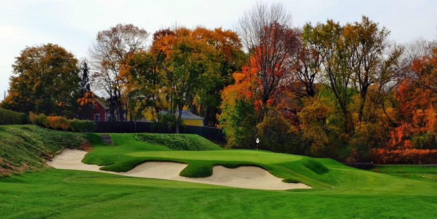 Wannamoisett Country Club | Courses | Golf Digest