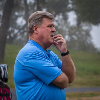 "Hal Sutton is returning to golf so he can ""quit the game correctly"""