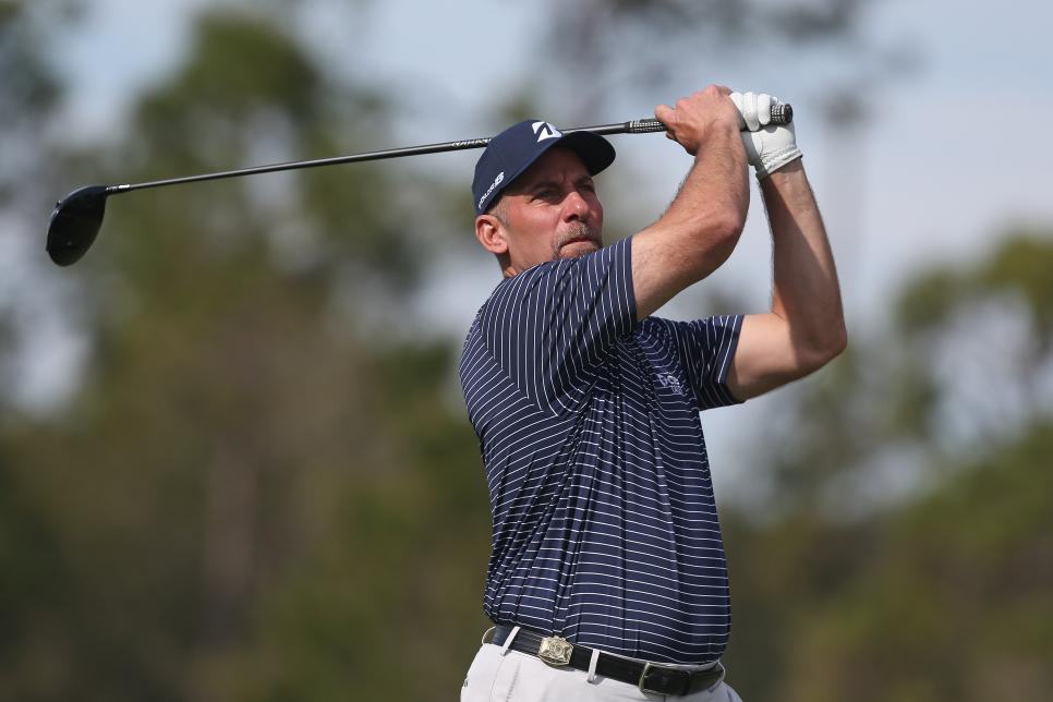 john smoltz Diamond Resorts Tournament Of Champions - Round Three