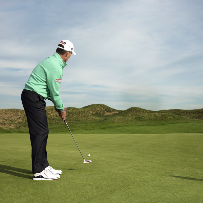 Why speed is the key on every putt