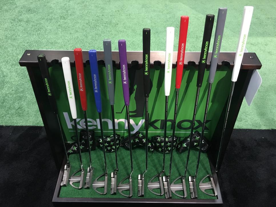 kenny knox putters.JPG