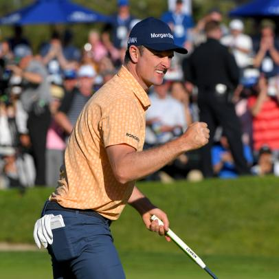 Justin Rose is the new Masters favorite following impressive performance at Torrey Pines