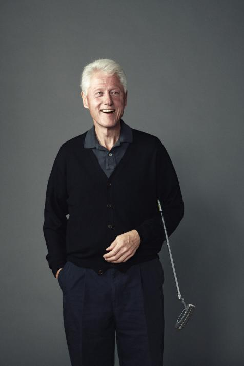 The Golf Digest Interview: Bill Clinton