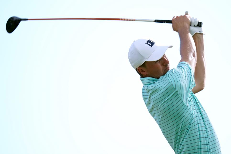 Jordan Spieth Sony Open In Hawaii - Round Two
