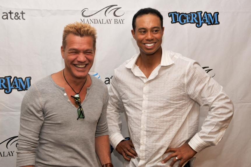 11th Annual Tiger Jam to Benefit the Tiger Woods Foundation - Arrivals