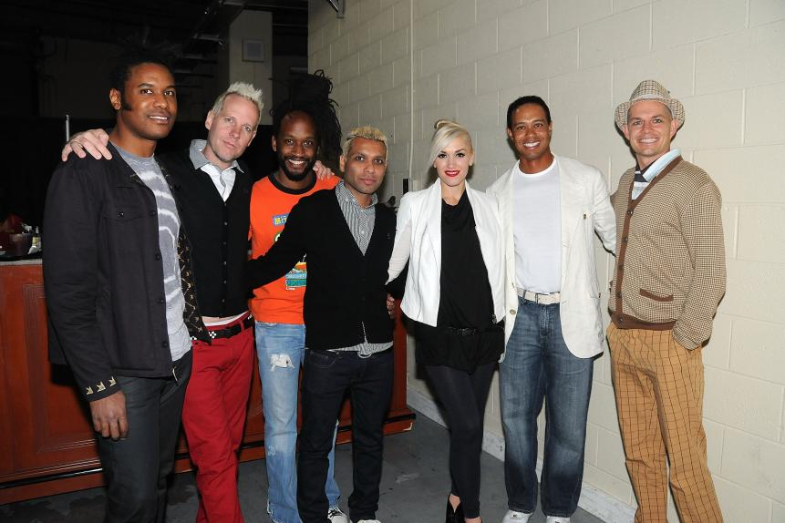 Tiger Jam 2009 With No Doubt