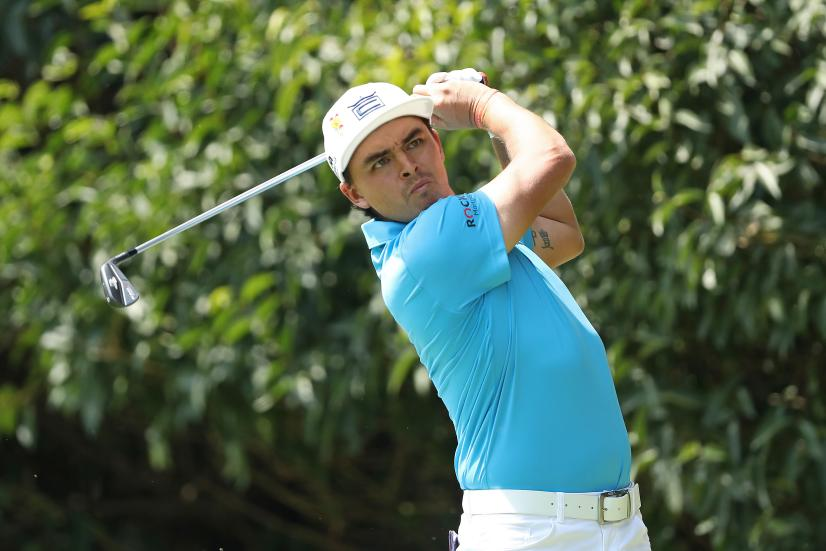 World Golf Championships-Mexico Championship - Round Three