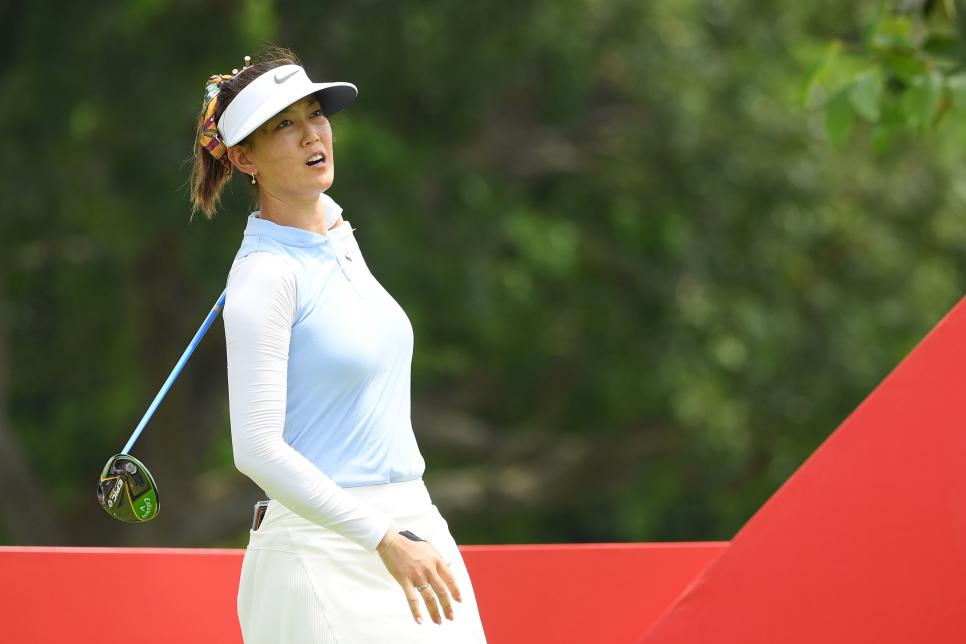 HSBC Women's World Championship - Day One