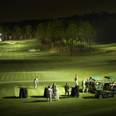 Masters 2019: When the sun goes down in Augusta