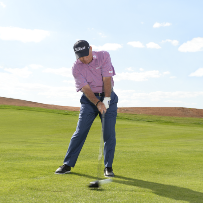 Butch Harmon's two-step slice fix