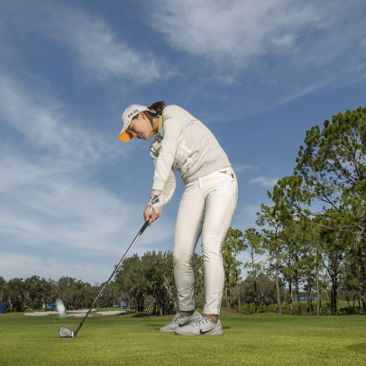 This simple, gadget-free drill will improve your iron play