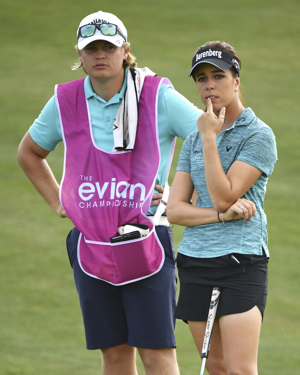 Evian Championship 2018 - Day One