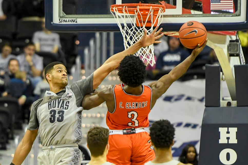 NCAA Men's Basketball-Campbell at Georgetown