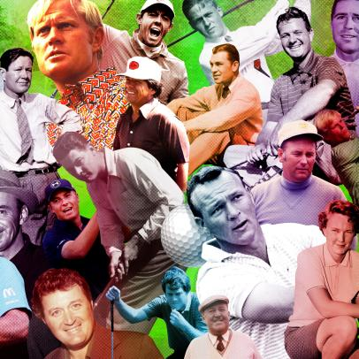 The GOAT: Golf Digest's Greatest Of All Time Invitational