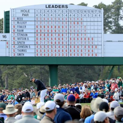 Masters 2019: Presenting our annual can't-miss, sure-fire choice to win* the Masters