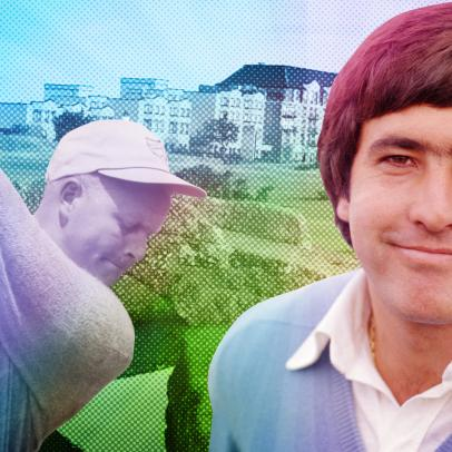 The GOAT: Jack vs. Seve at the Home of Golf