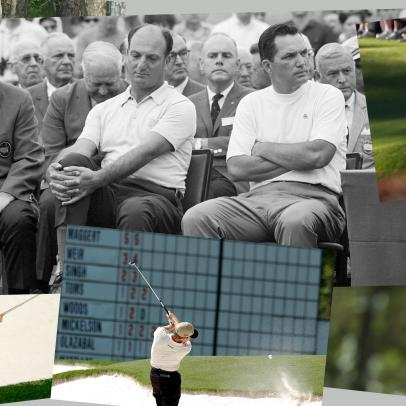 The most memorable rules issues in Masters history