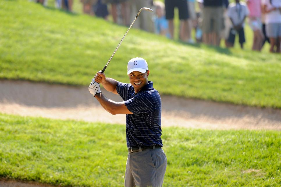 PGA TOUR - AT&T National - Preview Day 3