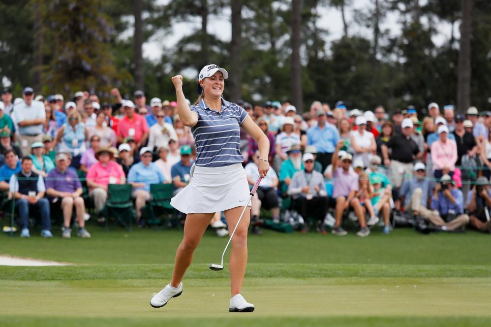 Augusta National Women's Amateur - Final Round