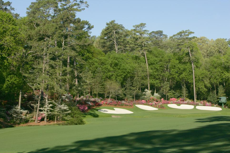 The Masters Round Three