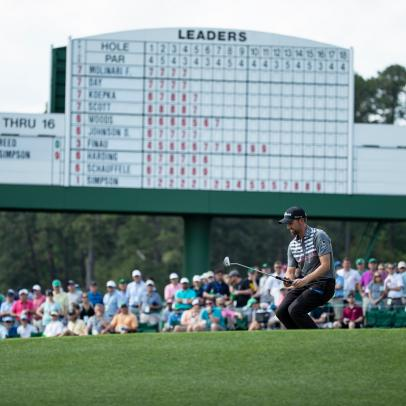 Masters 2019: Exclusive snapshots from Augusta National