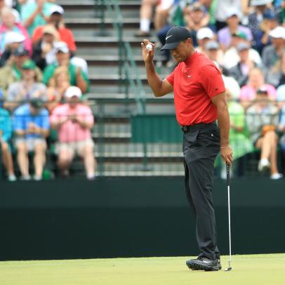 Masters 2019: Tiger Woods wins fifth green jacket and 15th career major with final-round 70