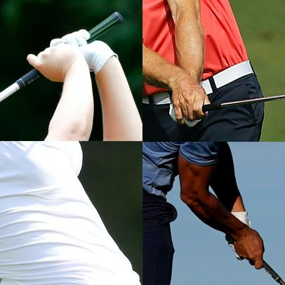 8 Tour Player Positions & What You Can Learn From Them