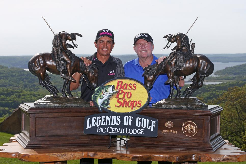 Bass Pro Shops Legends Of Golf - Final Round