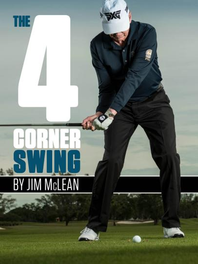 The Four-Corner Swing, by Jim McLean