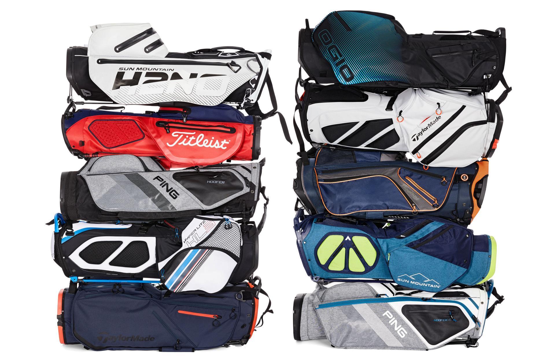 Best New Golf Bags Equipment