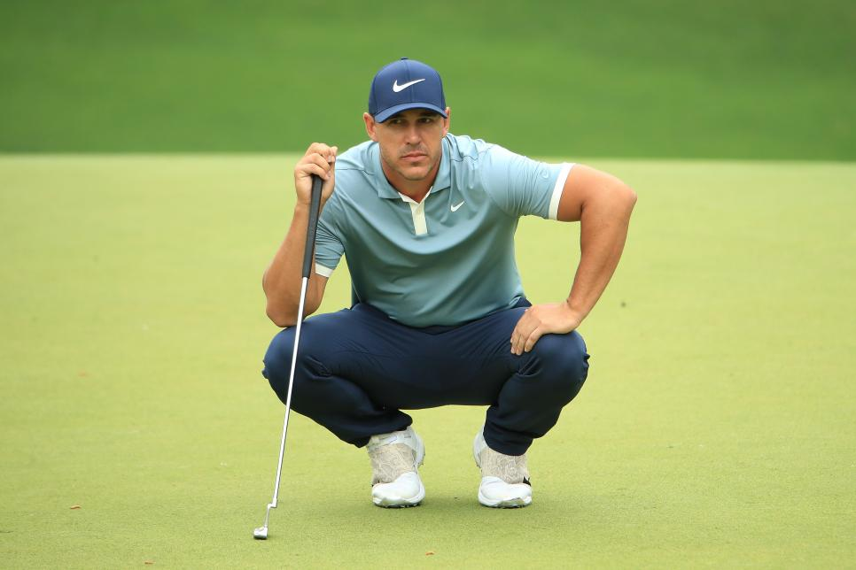 brooks koepka The Masters - Final Round