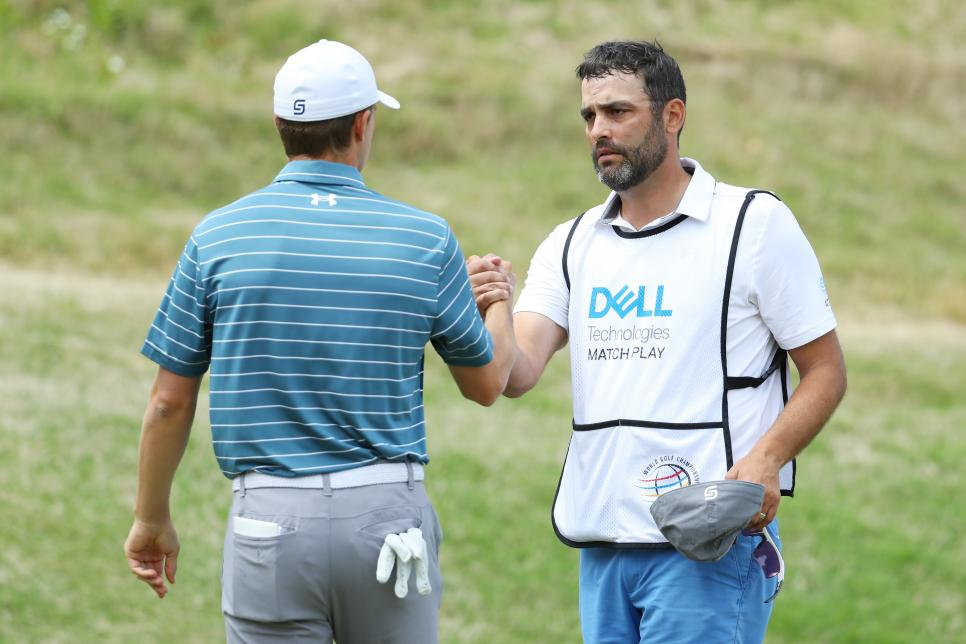 World Golf Championships-Dell Technologies Match Play - Round Two