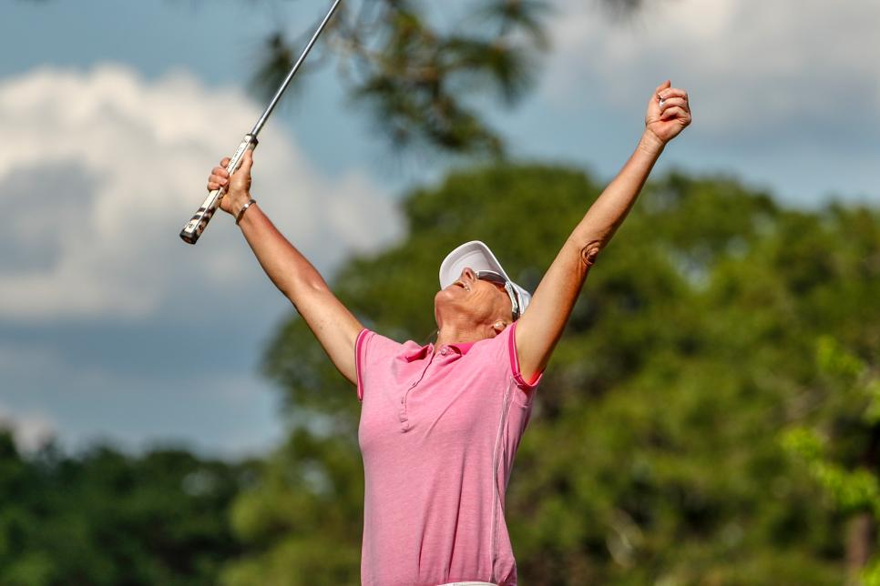 2019 U.S. Senior Women's Open