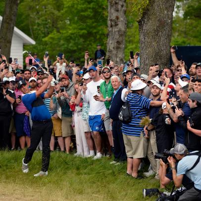 PGA Championship 2019: Brooks Koepka's dramatic final round in pictures