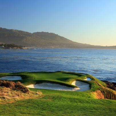The Best Short Par 3s in Golf