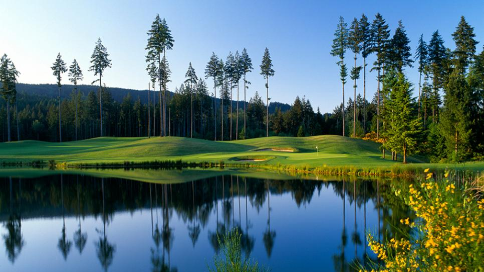 Gold Mountain, Olympic Course - Bremerton, WA