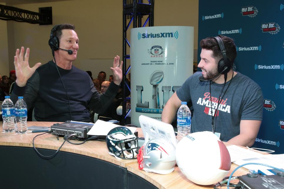 SiriusXM At Super Bowl LII