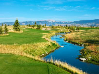 The Best Golf Courses in Wyoming