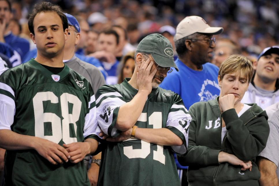 AFC Championship: New York Jets v Indianapolis Colts