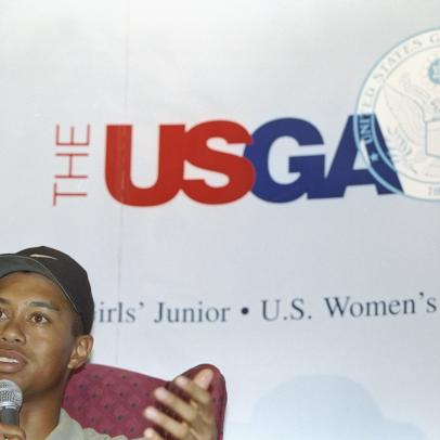 U.S. Open 2019: Comparing a Tiger Woods press conference in 2000 to one today reveals similar language but broadened perspective