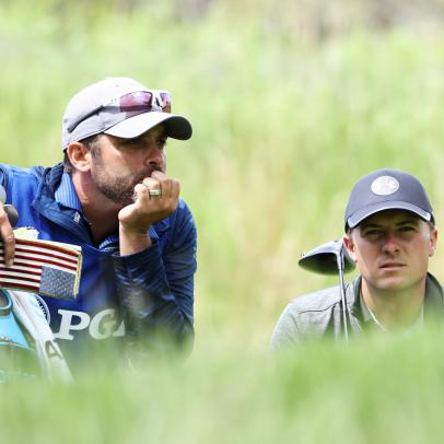 U.S. Open 2019: Jordan Spieth says on-air exchange with caddie was frustration, not blame