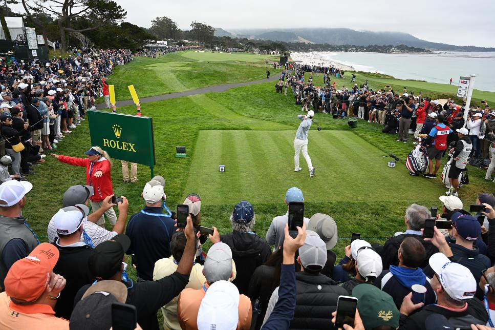 U.S. Open 2019: The biggest story at Pebble Beach was what ...