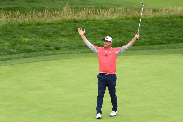 U.S. Open 2019: You can't describe Gary Woodland as simply a bomber anymore