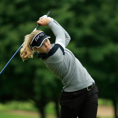The clubs Brooke Henderson used to win the Meijer Classic