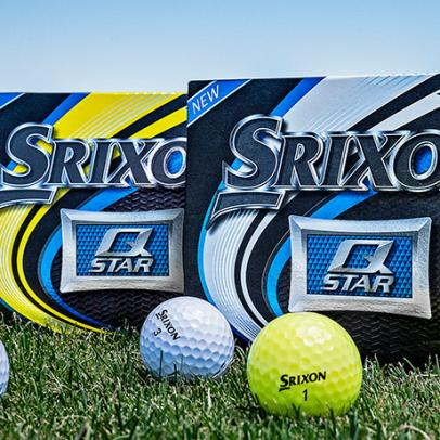 New Srixon Q-Star ball brings the company's tour ball technologies to the affordable two-piece market